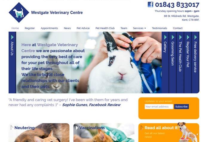 Westgate Veterinary Centre