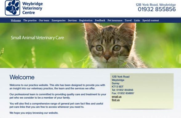 Weybridge Veterinary Centre
