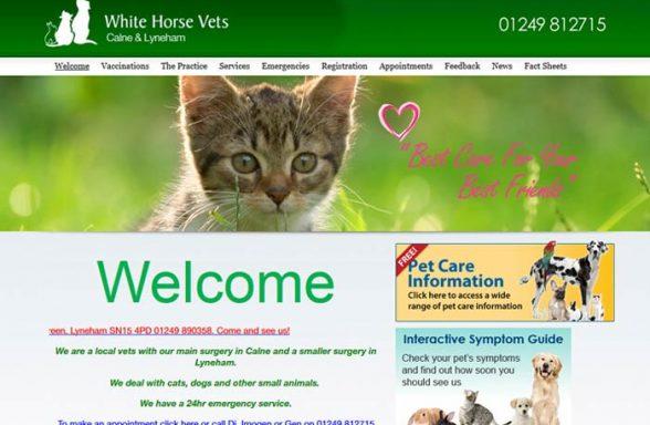 White Horse Veterinary Clinic