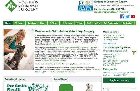 Wimbledon Veterinary Surgery