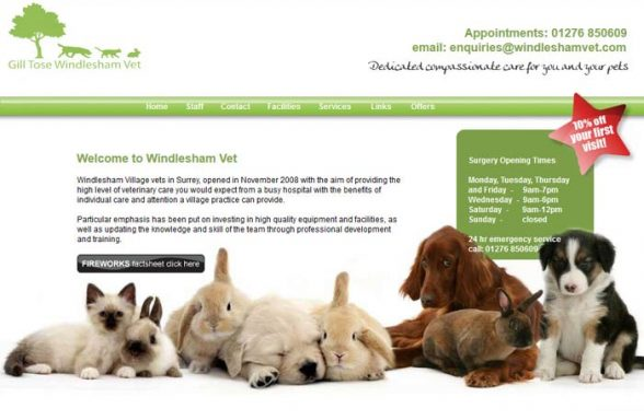Windlesham Village Vets