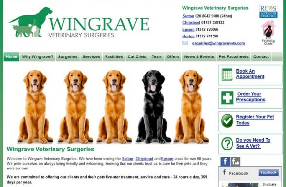 Wingrave Veterinary Surgery
