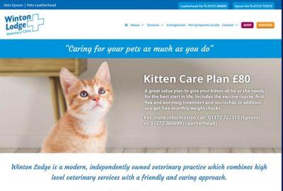 Winton Lodge Veterinary Clinic