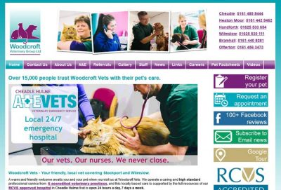 Woodcroft Veterinary Group