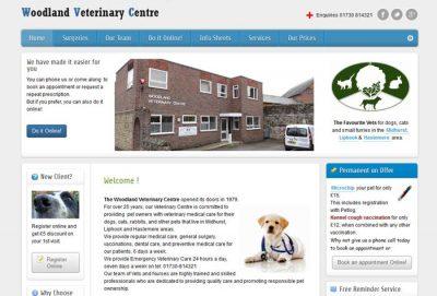 Woodland Veterinary Centre