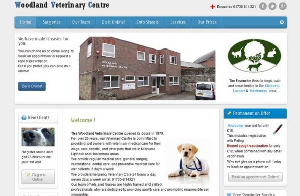 Woodland Veterinary Centre