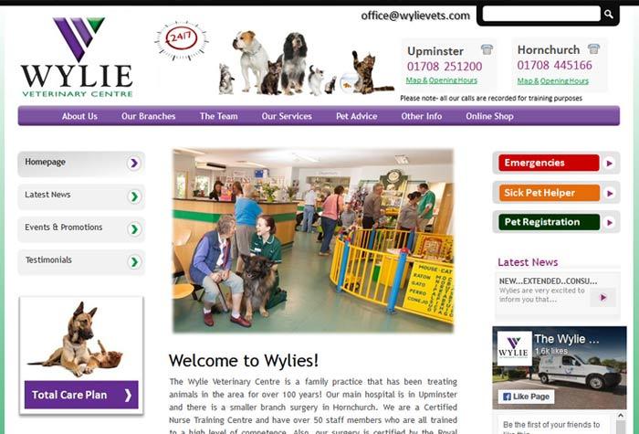 The Wylie Veterinary Centre