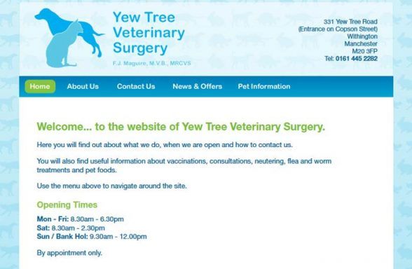 Yew Tree Veterinary Surgery