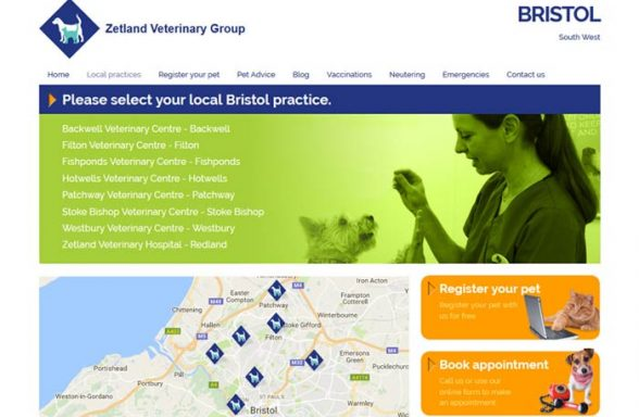 Stoke Bishop Veterinary Clinic