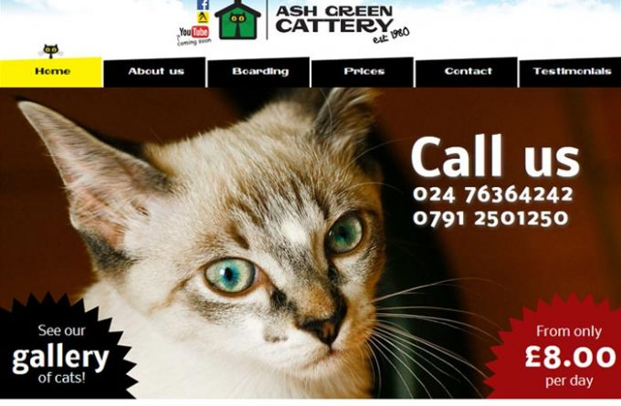 Ash Green Cattery