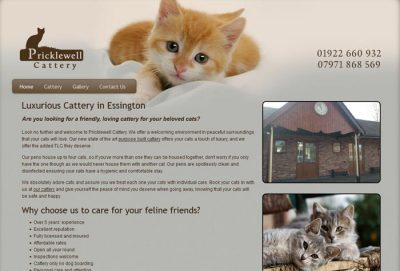 Pricklewell Cattery