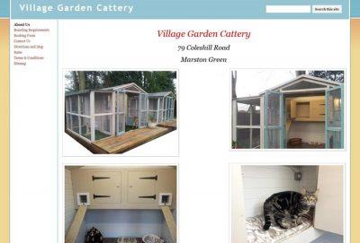 Village Garden Cattery