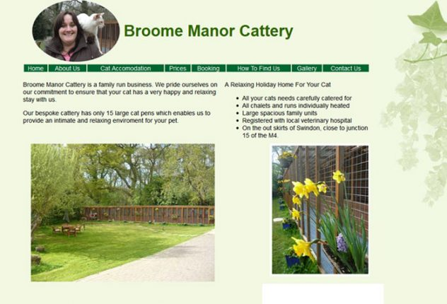 Broome Manor Cattery