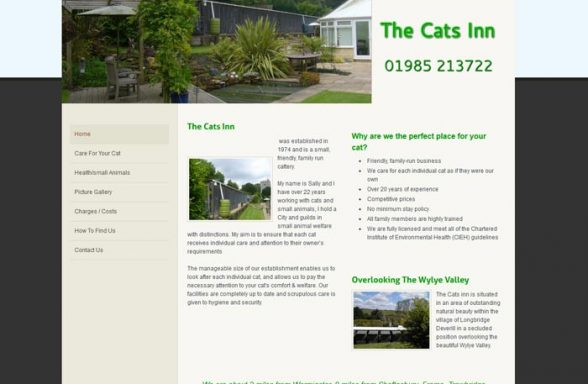 The Cats Inn