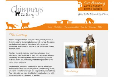 Chimneys Cattery