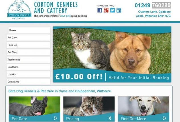 Corton Kennels and Cattery