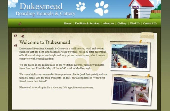 Dukesmead Kennels and Cattery