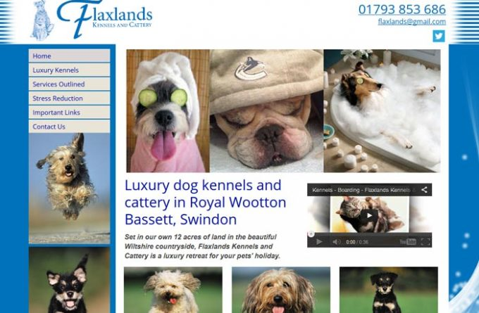Flaxlands Kennels and Cattery