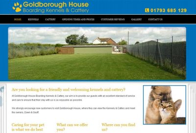 Goldborough House Cattery
