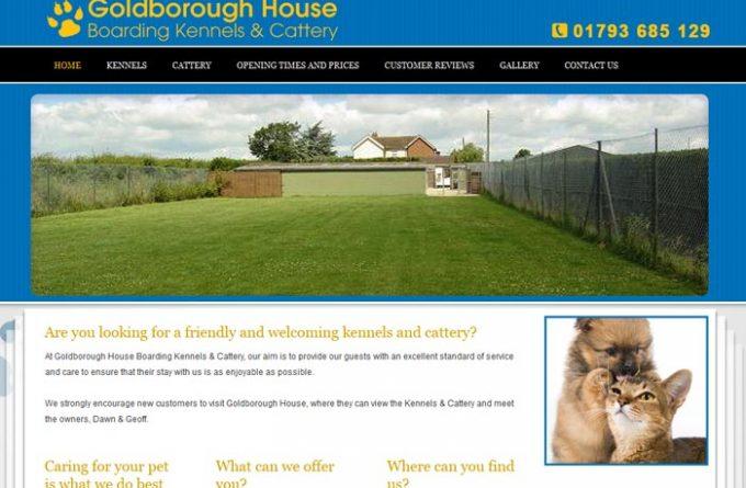 Goldborough House Cattery