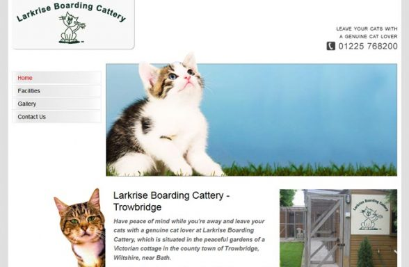 Larkrise Boarding Cattery