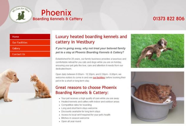 Phoenix Boarding Kennels and Cattery