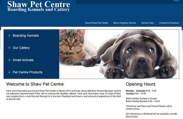 Shaw Pet Centre