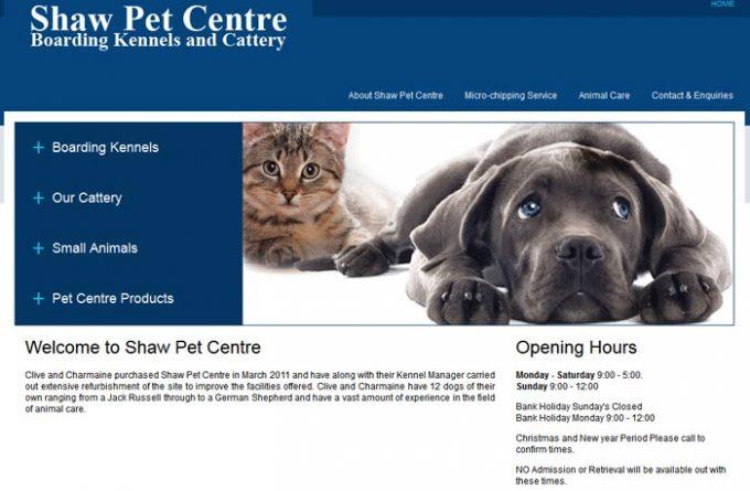 Shaw Pet Centre