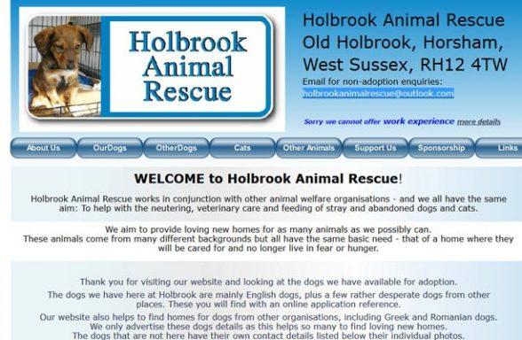 Holbrook Animal Rescue - Horsham