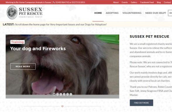 Sussex Pet Rescue - Storrington