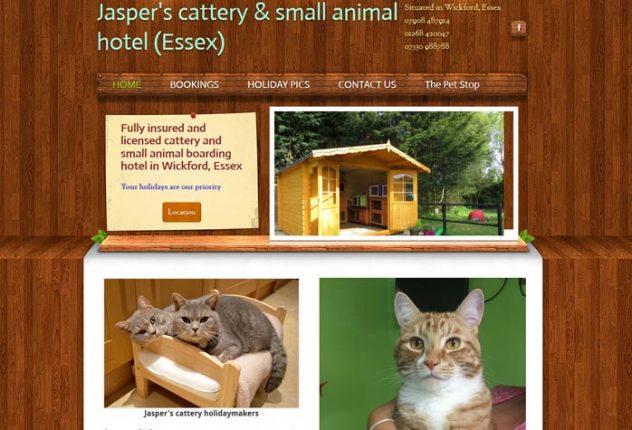 Jasper's Cattery