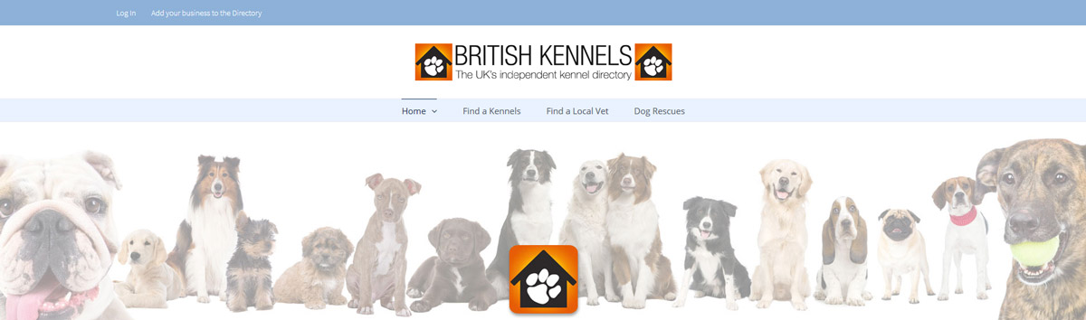 British Kennels Directory - Directory of local boarding kennels
