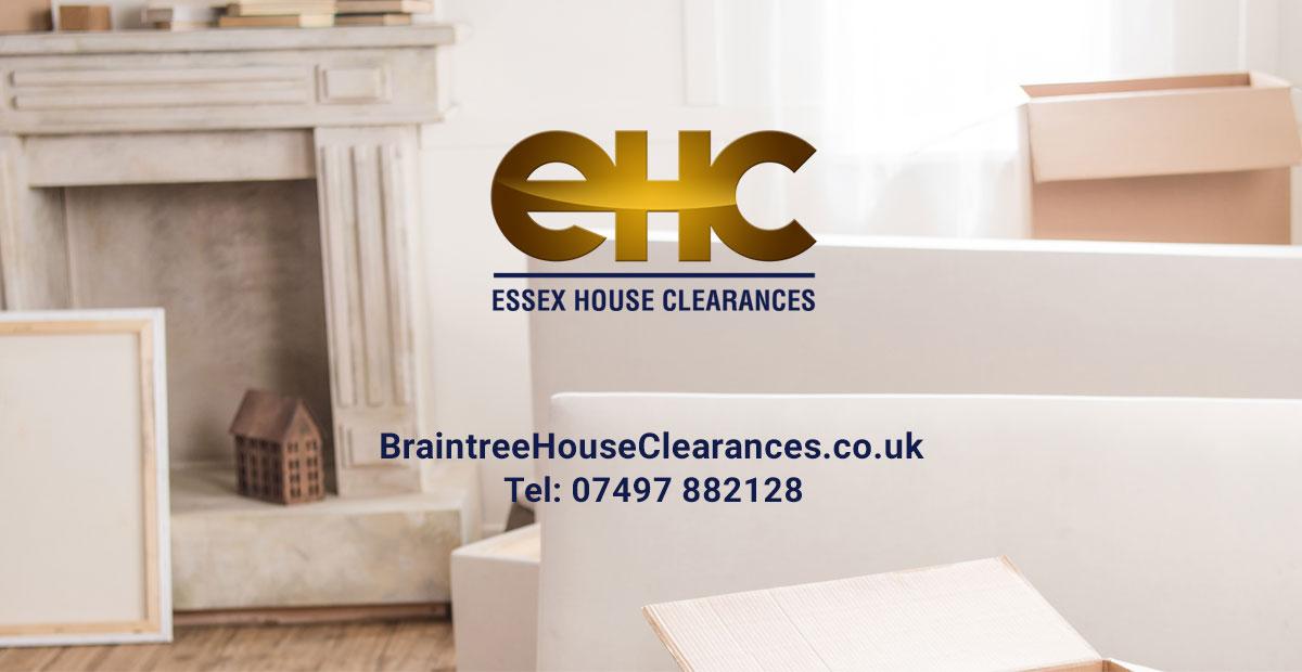 Braintree house clearances